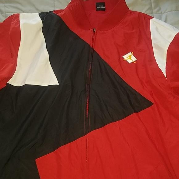 8e7d4829506 Jordan Jackets & Coats | Retro Air Cardinal 7 Jacket | Poshmark